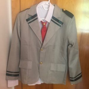 UA School Uniform Cosplay